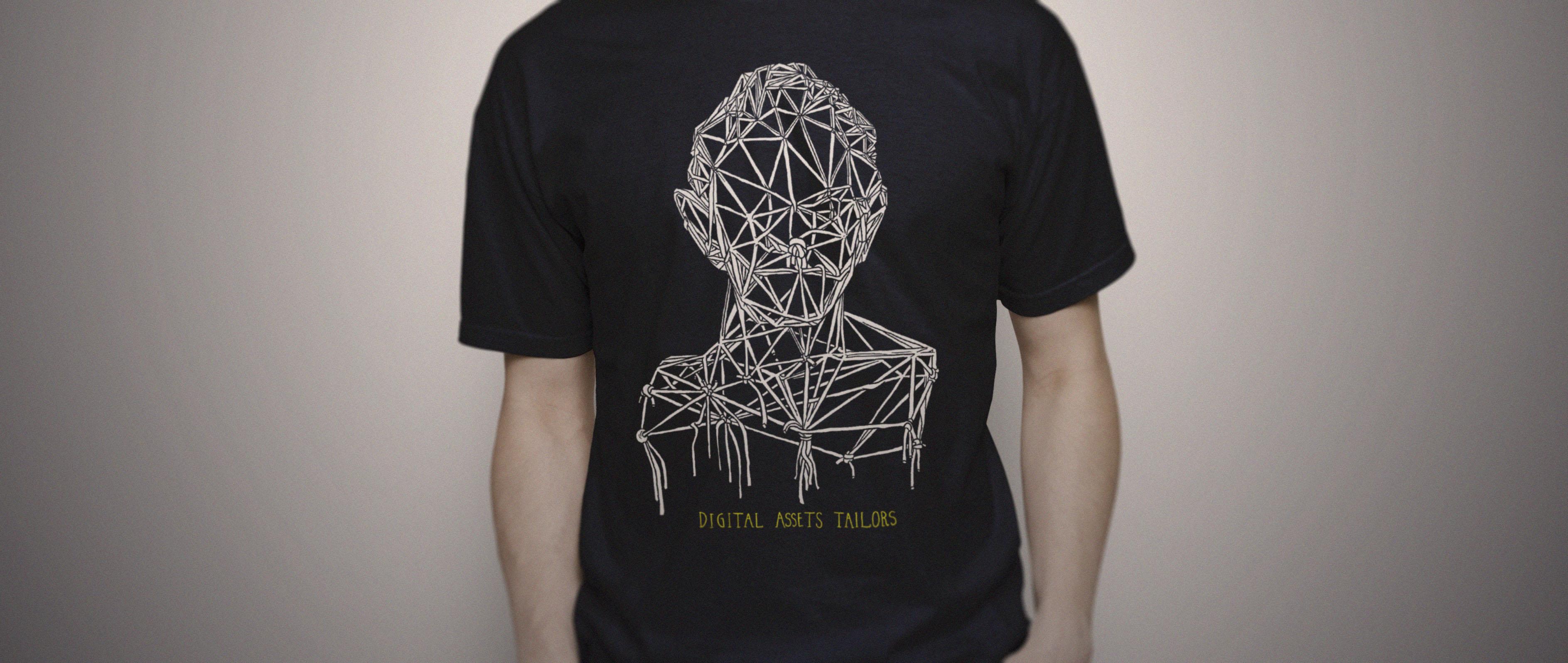 digital assets tailors t-shirt