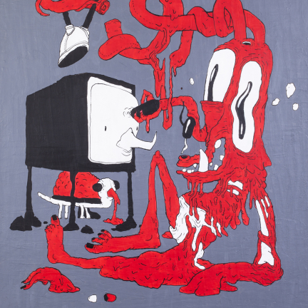 drugged tv