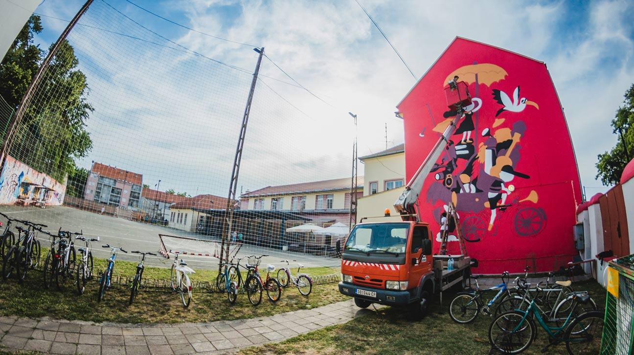 mural sombor linnch